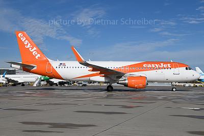2019-11-04 OE-ICD Airbus A320 Easyjet Europe