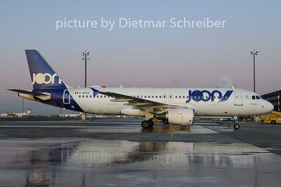 2019-12-11 F-GKXV Airbus A320 Joon