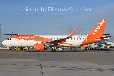 2019-12-30 OE-IVW Airbus A320 Easyjet Europe