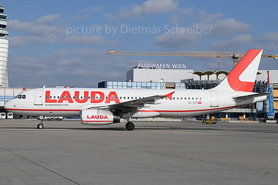 2019-11-01 OE-IHH Airbus 320 Laudamotion