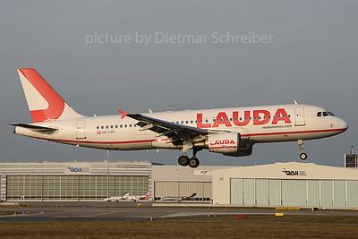 2019-11-01 OE-LOA Airbus A320 Laudamotion