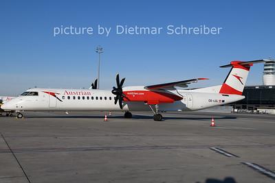 2020-12-27 OE-LGL Dash8-400 Austrian AIrlines