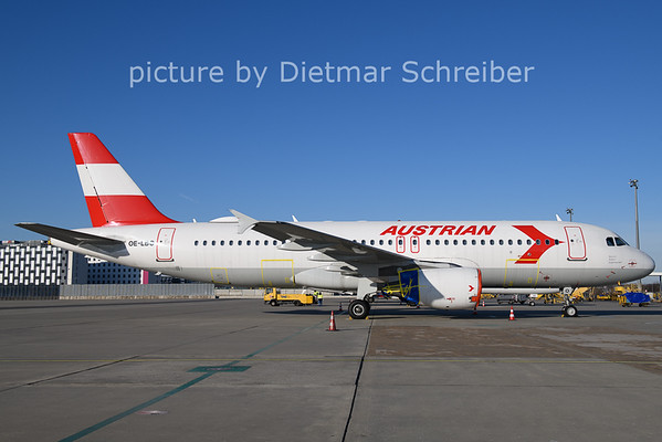 2020-12-27 OE-LBO Airbus A320 Austrian AIrlines