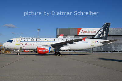 2020-12-26 OE-LBZ AIrbus A320 Austrian AIrlines