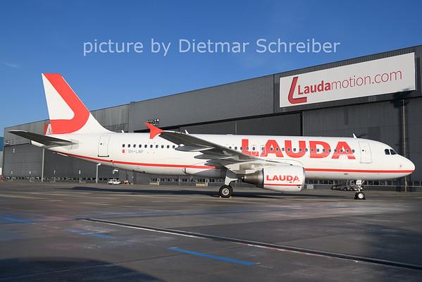 2020-12-31 9H-LMP AIrbus A320 Lauda Europe