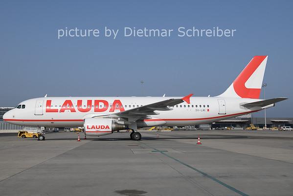 2021-02-23 9H-LMI Airbus A320 Lauda Europe