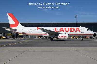 2021-09-10 9H-LOP AIrbus A320 Lauda Europe