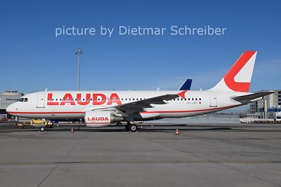 2021-02-15 9H-LMP Airbus A320 Lauda Europe