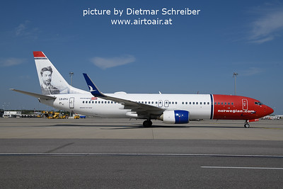 2021-09-06 LN-DYJ Boeing 737-800 Norwegian