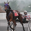 Jim Taggart won the first race with Pixel Queen.