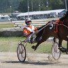 You Go Girl driven by Michael Deruntz also flies to place behind Magic in the first race.