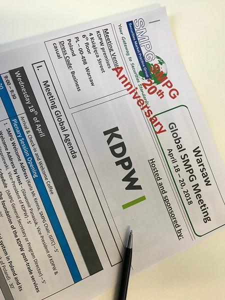 SMPG Spring Meeting 2018 - Warsaw