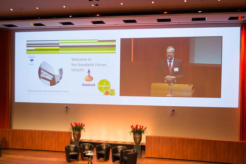 Standards Forum in Utrecht