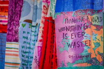 Imagine a World...