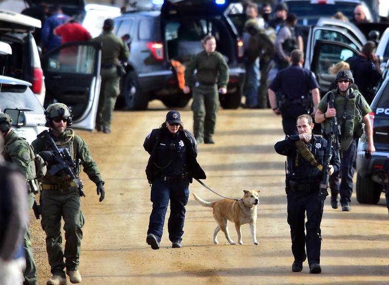 Standoff Suspect