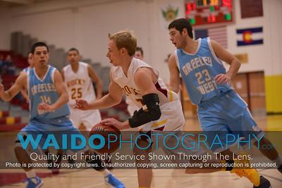 2012 Rocky Mountain High School Basketball © Waido Photography
