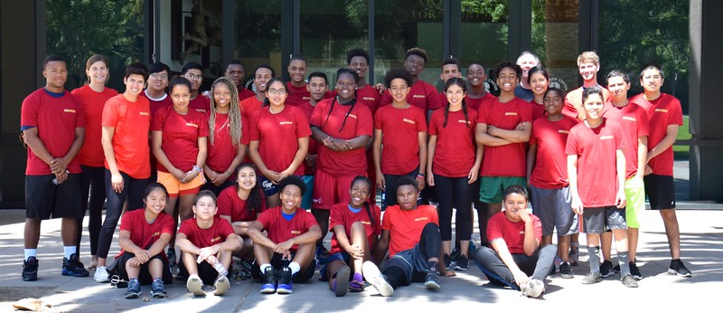Stanford Squad - August 2016