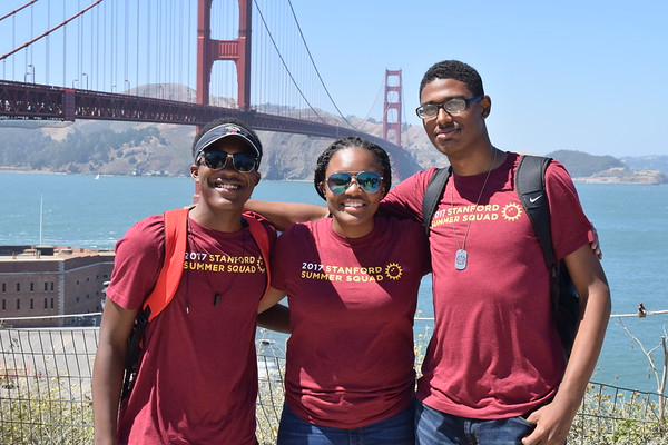 Stanford Squad – July 2017