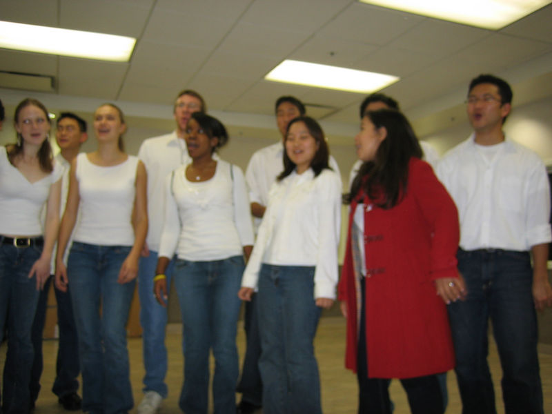 2005 11 12 Sat - blurry practice 2