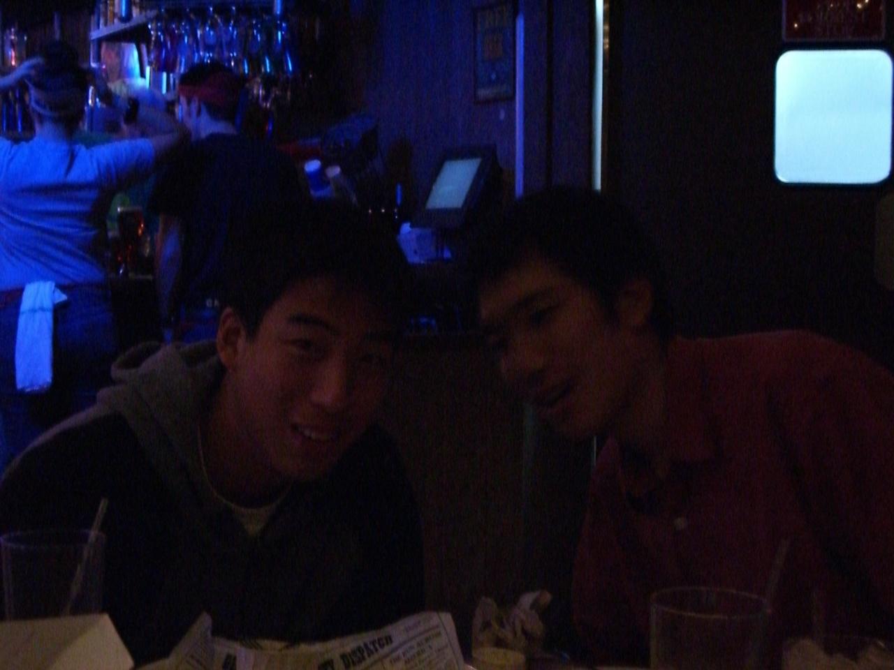 2005 11 18 Fri - James Lee & Michael Lin 2