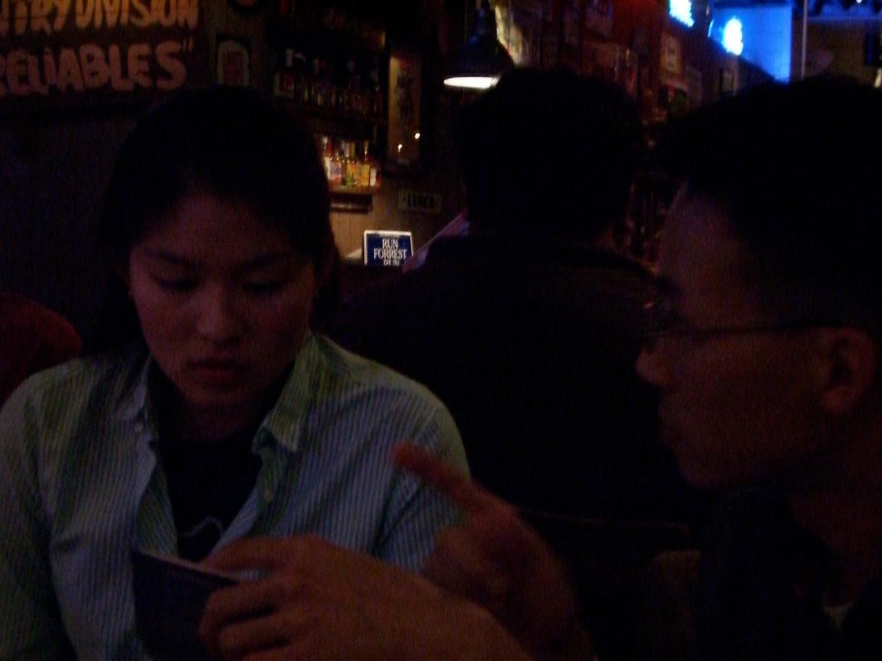 2005 11 18 Fri - Jenn Kim & Ben Yu