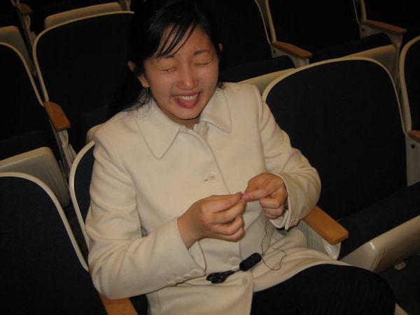2005 12 04 Sun - Lydia Im