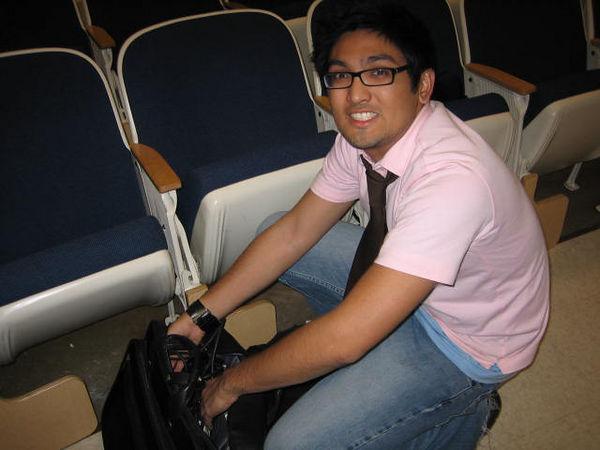 2005 12 04 Sun - Sanjay Patel