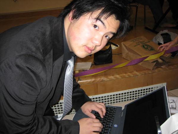 2005 12 04 Sun - Steve Yang