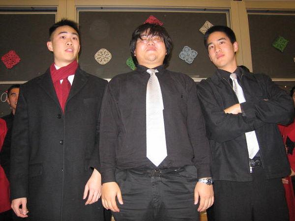 2005 12 04 Sun - Ben Poon, Joseph Cho, & Jedidiah Chow