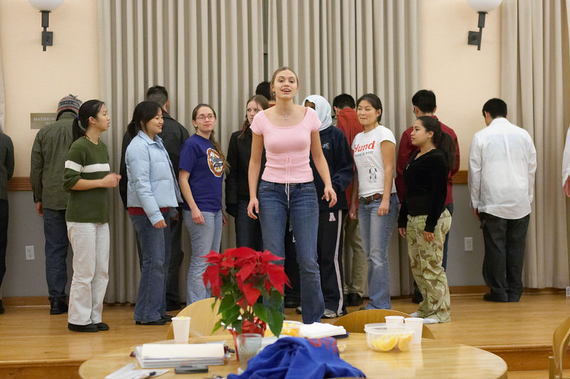 2005 12 09 Fri - Late night rehearsal 3 - Male urinals