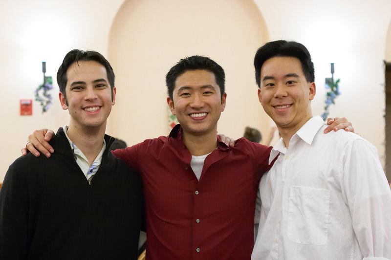 2005 12 10 Sat - Eric Lowe, Bryan Lung, & Justin Kao