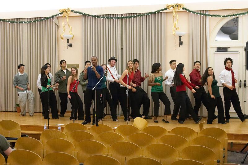 2005 12 10 Sat - Rehearsing Joyful Joyful 3