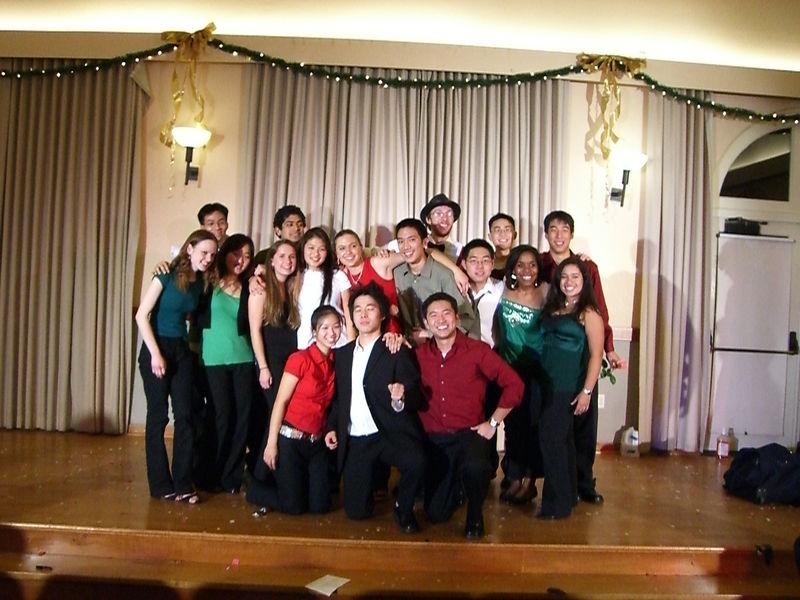 2005 12 10 Sat - Tmony '05 group pic 5