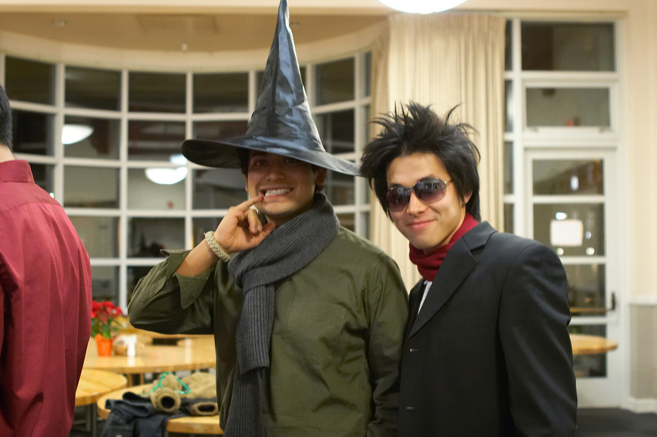 2005 12 10 Sat - Insidious Pablo Josue Pozo & Hyungsoo Kim