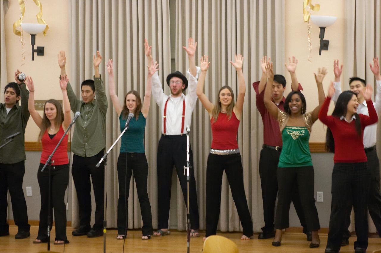 2005 12 10 Sat - Rehearsing Joyful Joyful 4