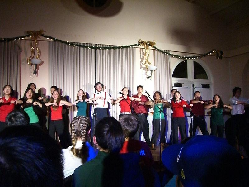 2005 12 10 Sat - Joyful Joyful - Group 6