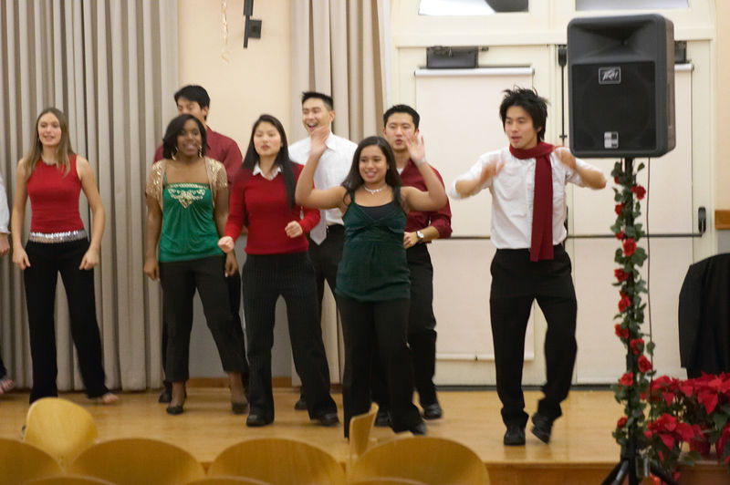 2005 12 10 Sat - Rehearsing Joyful Joyful 5