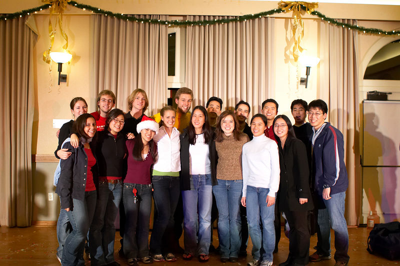 2005 12 10 Sat - Alumni group pic 3