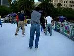2005 12 19 Mon - Hyungsoo Kim on ice