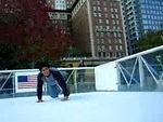 2005 12 19 Mon - Pablo Josue Pozo on ice