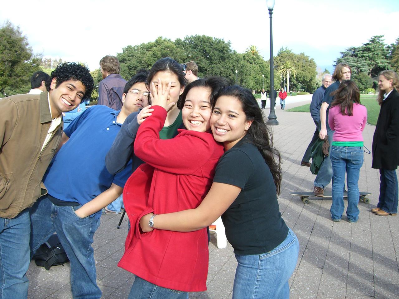 2006 03 12 Sun - Pablo Pozo, David Chiang, Jenn Kim, Esther Kang, & Jennifer Evans