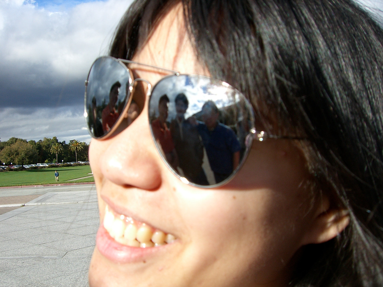 2006 03 12 Sun - Joseph Tan, Pablo Pozo, & David Chiang shimmer in LeAnn Duong's eye 1