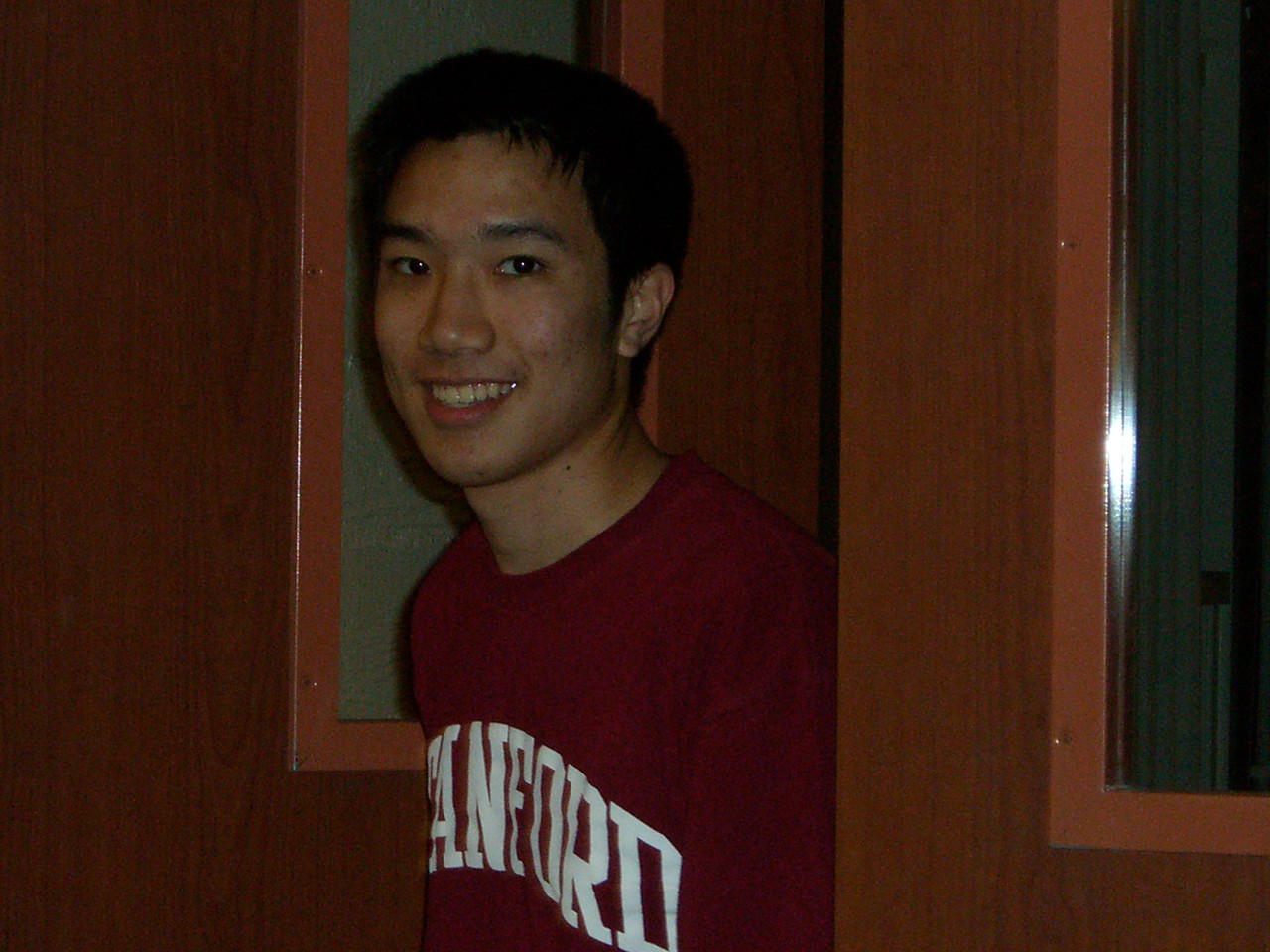 2006 02 13 Mon - Michael Lin