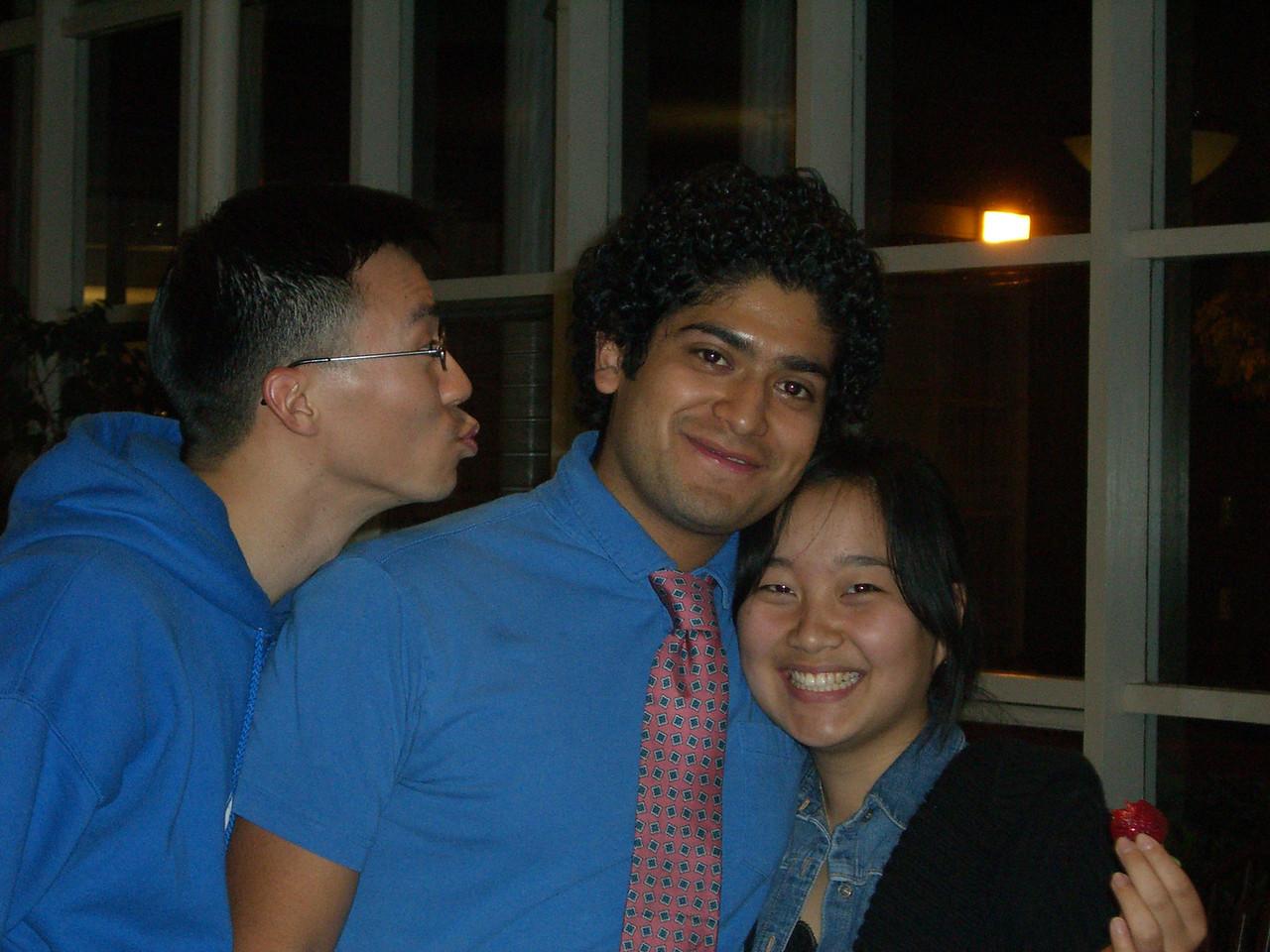 2006 02 13 Mon - Ben Yu stealing back Pablo Pozo from Esther Kang