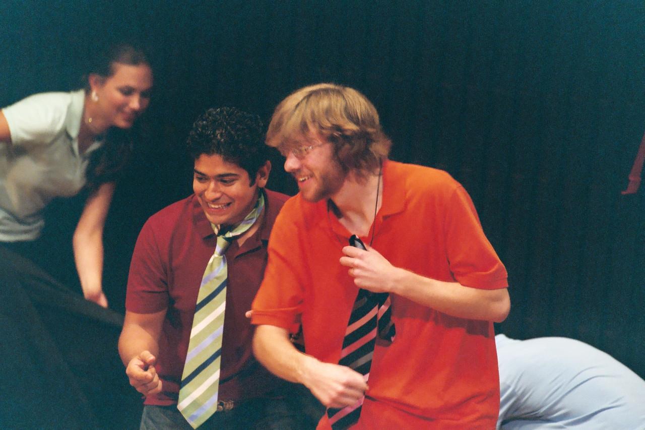 2006 05 19 Fri - Tweedledum & Tweedledummer - Pablo Pozo & Rob Majors