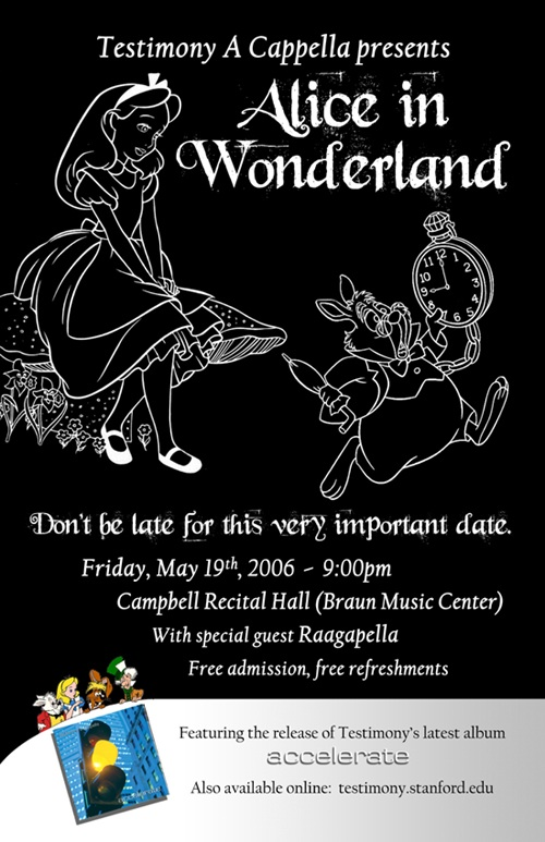 2006 Spring Show Flyer