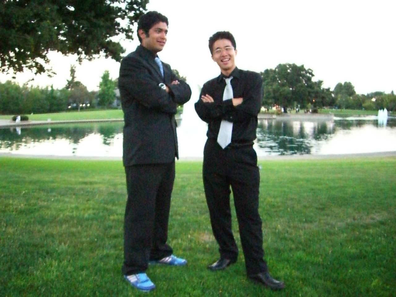 2006 06 24 Sat - Pablo Pozo & Hyungsoo Kim 2