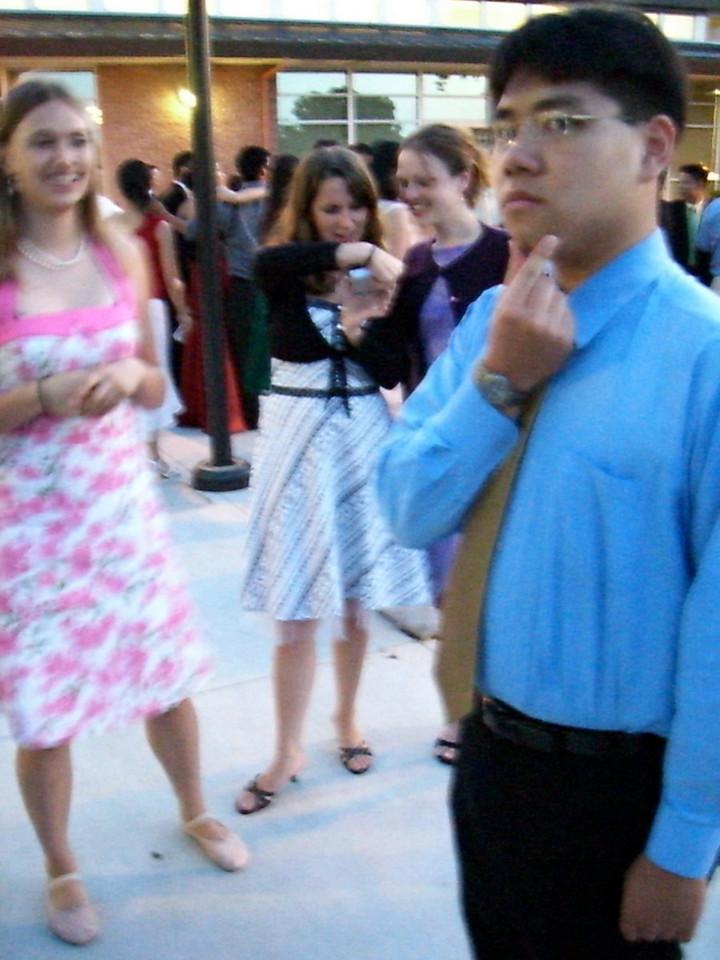 2006 06 24 Sat - Allie Dunworth, Jenna Sloat, Emily Dalton, & David Chiang