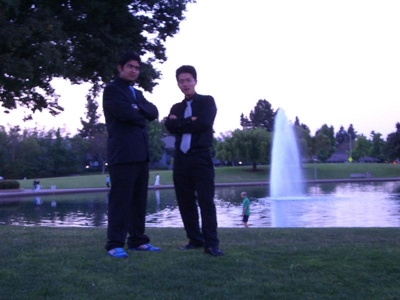 2006 06 24 Sat - Pablo Pozo & Hyungsoo Kim 1