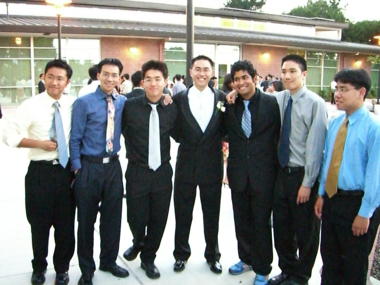 2006 06 24 Sat - TMony guys Bryan Lung, Ben Yu, Hyungsoo Kim, Ben Poon, Pablo Pozo, Michael Lin, & David Chiang 2